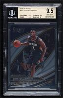 Courtside - Zion Williamson [BGS 9.5 GEM MINT]