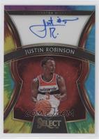 Justin Robinson #/25