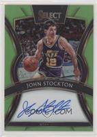 John Stockton #/49