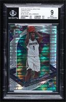 Rookies Variation - Zion Williamson (Both Hands on Ball) [BGS 9 MINT]…