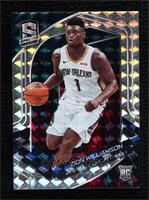 Rookies - Zion Williamson (Ball in Right Hand) [Near Mint] #/49