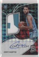 Rookie Jersey Autographs - Cody Martin [Noted] #/49