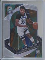 Rookies - Jarrett Culver (Lime Green Jersey) [Noted] #/8