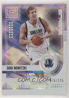 Dirk Nowitzki #/125