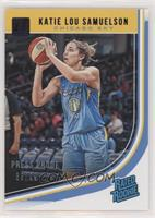 Rated Rookies - Katie Lou Samuelson #/99