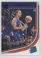 Rated Rookies - Alanna Smith /99