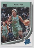 Rated Rookies - Asia Durr /199