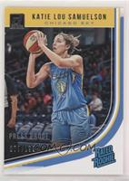 Rated Rookies - Katie Lou Samuelson #/199