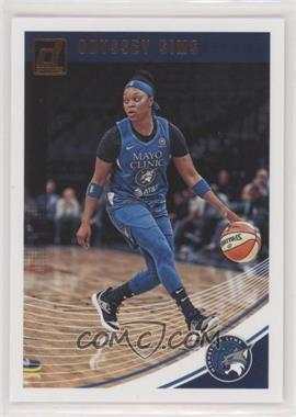 2019 Panini Donruss WNBA - [Base] #32 - Odyssey Sims