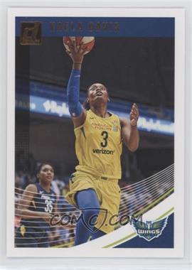 2019 Panini Donruss WNBA - [Base] #56 - Kaela Davis
