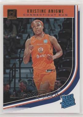 2019 Panini Donruss WNBA - [Base] #89 - Rated Rookies - Kristine Anigwe