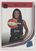 Rated Rookies - Jackie Young