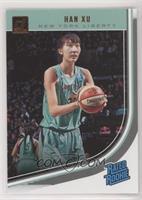Rated Rookies - Han Xu