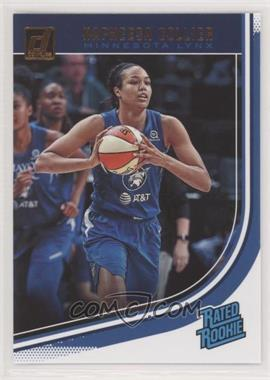 2019 Panini Donruss WNBA - [Base] #95 - Rated Rookies - Napheesa Collier