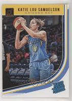 Rated Rookies - Katie Lou Samuelson
