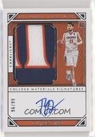 College Materials Signatures - Ty Jerome #/99