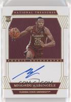 Rookie Autographs - Mfiondu Kabengele #/99