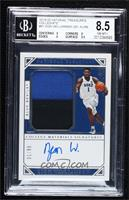 College Materials Signatures - Zion Williamson [BGS 8.5 NM‑MT+]…