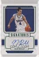 Signatures - J.J. Redick [Noted] #/5