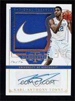 Karl-Anthony Towns #/1