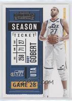 Season Ticket - Rudy Gobert