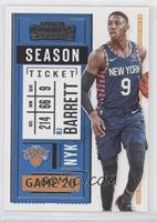 Season Ticket - RJ Barrett