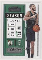 Season Ticket - Jayson Tatum