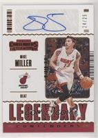 Mike Miller #/25