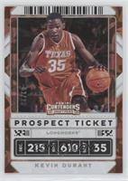 Kevin Durant #/23