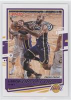 LeBron James #/199