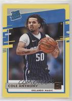 Rated Rookies - Cole Anthony
