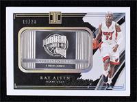 Ray Allen #/20