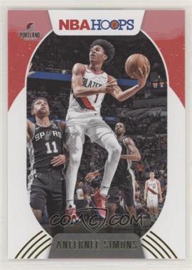 2020-21 Panini NBA Hoops - [Base] - Winter #168 - Anfernee Simons