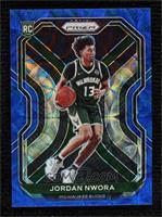 Jordan Nwora #25/49