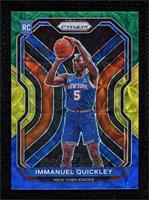 Immanuel Quickley