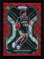 Jordan Nwora #32/88