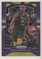 Mercedes Russell #/125