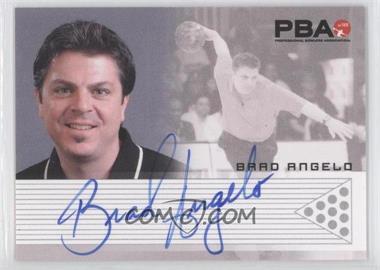 2008 Rittenhouse PBA - Autographs #BRAN - Brad Angelo