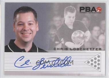 2008 Rittenhouse PBA - Autographs #CHLO - Chris Loschetter