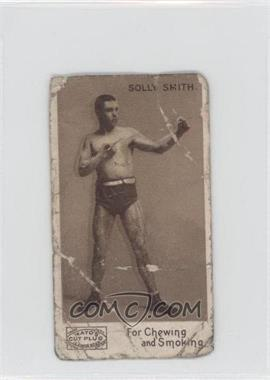 1890 Mayo's Cut Plug Prizefighters - Tobacco N310 #SOSM - Solly Smith [Poor]