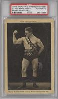 George Hackenschmidt [PSA Authentic]