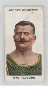 1908 Ogden's Pugilists & Wrestlers - Tobacco [Base] #45 - Ivan Padoubny [Good to VG‑EX]