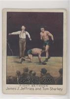 Fight Between James J. Jeffries and Tom Sharkey [PoortoFair]