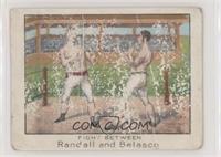 Fight Between Randall & Belasco [Poor]