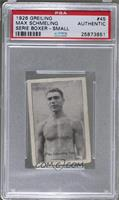 Max Schmeling [PSA AUTHENTIC]