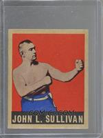 John L. Sullivan [Poor to Fair]