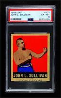 John L. Sullivan [PSA6EX‑MT]