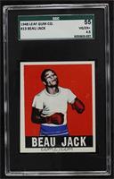 Beau Jack [SGC55VG/EX+4.5]