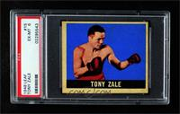 Tony Zale [PSA 6 EX‑MT]
