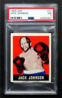 Jack Johnson [PSA 7 NM]